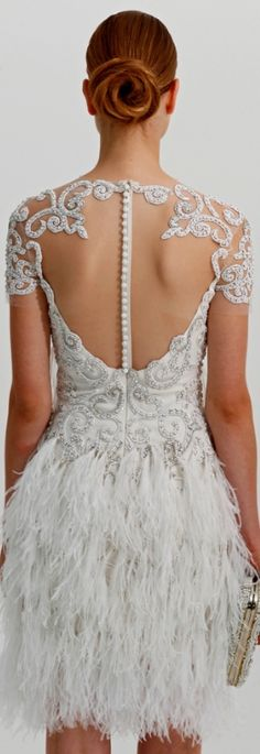 Marchesa Bridal Actually like these for bridesmaid.