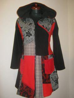 #artplanet #handmade #original #fashion #moda #coat #kabát