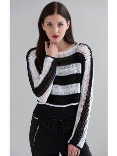 Newport Crop Top in Cotton Classic Lite Crochet Pattern - Patterns - Crochet | InterweaveStore.com