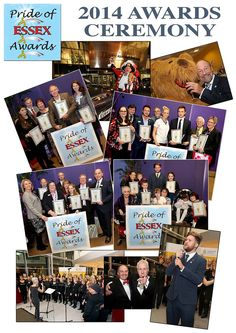 We had a great night last Tuesday, To find out all the winners and their story go to www.prideofessexawards.org.uk