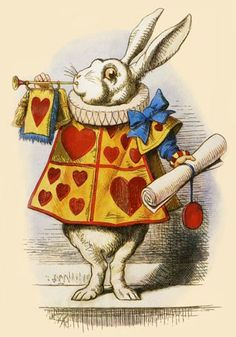 alice in wonderland color illustrations tea party - Google Search