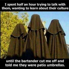 Funny Islam Muslim Burka Fail