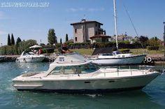 ANNO DI #COSTRUZIONE #1990  BEN #TENUTO #  MOTORE #MERCRUISER #MODELLO VOLVO PENTA #  DIESEL  MAX 10 POSTI ... #annunci #nautica #barche #ilnavigatore