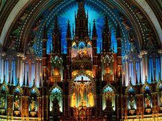 Notre Dame Basilica in Monreal