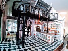 Tipper du ikke tror jeg bor her: (ladyaugust) Loft, Furniture, Home Decor, Lofts, Interior Design, Home Interior Design, Arredamento, Attic Rooms, Home Decoration