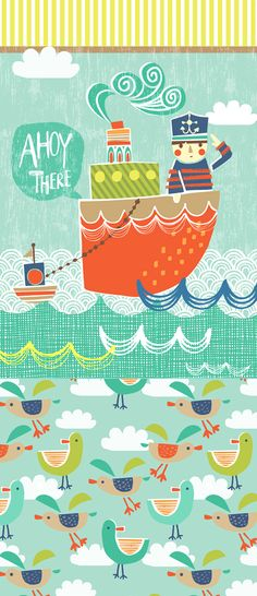 wendy kendall designs – freelance surface pattern designer » ahoythere