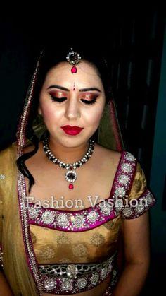 Makeup by TANVI SINGHAL! ! !