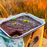My Favourite Chocolate Tray Bake - Sarah Graham: food safari