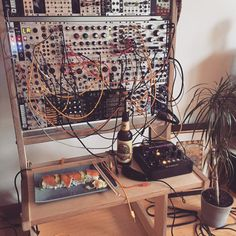 MUFF WIGGLER :: View topic - Eurorack Easel / CnC files and plans