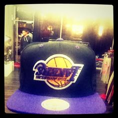 My first Laker hat