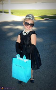Breakfast at Tiffany's - 2013 Halloween Costume Contest