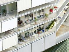 Messequartier Graz by MARKUS PERNTHALER