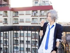 mikoto(みこと) Hayato Gokudera Cosplay Photo - Cure WorldCosplay
