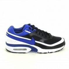 NIKE Air Max Bw Jr Noir Bleu