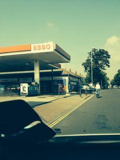 Esso Station Portsmouth
