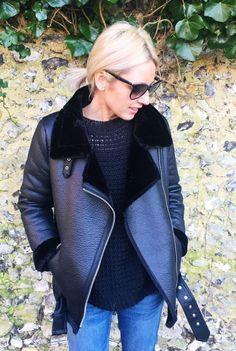 This New Zara Jacket Has Taken Over London via @WhoWhatWear
