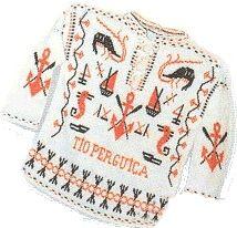 .: Portal da Póvoa de Varzim - camisolas poveiras.