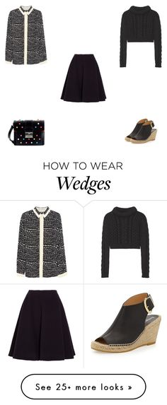 """""""Trying to get the chance"""" by jsnguyen1005 on Polyvore featuring J.W. Anderson, STELLA McCARTNEY, TIBI, Bettye Muller and RED Valentino"""