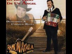 RAMON AYALA - EN LAS ALAS DE UN ANGEL CD COMPLETO - YouTube