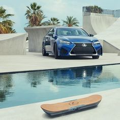 """You've heard about it. Now's your chance to vote for it. Cast your ballot today for the """"Lexus Hoverboard: It's Here"""" video by clicking the link on the homepage."""