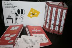 Great Diary of a Wimpy Kid invitation