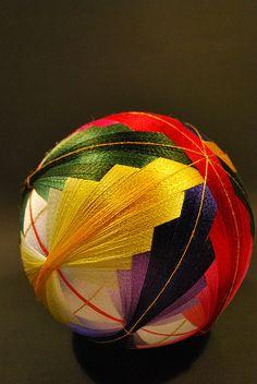 Temari, Japanese traditional handball