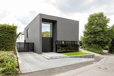 색다른 구조로 시선 집중 시키는 독보적인 주택 (출처 Haeni)