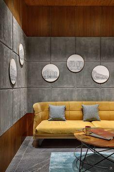Office Cabin Design, Office Interior Design, Office Interiors, Luxury Homes Interior, Home Interior, Interior Paint, Modern Interior, Sofa Design, Furniture Design