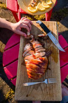 Here's to hoping weekend dinners look something like this. Buck Knives, Camping Survival, Dinners, Turkey, Food, Dinner Parties, Turkey Country, Food Dinners, Essen