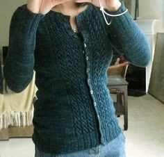 Ravelry: Sigris54's Emelie en Spruce, aka Emelie on The Wire
