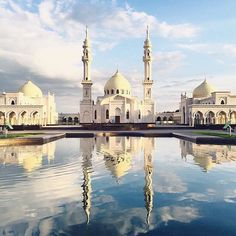White Mosque, Bulgar, Russia