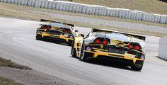 #Autoracing #Mosport #Corvettes