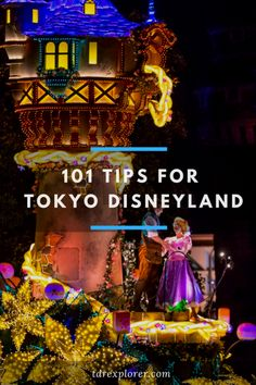 All my best tips for Tokyo Disneyland & Tokyo DisneySea in a single list. If this is the only planning resource you use, make it this one. Tokyo Disneyland, Parc Disneyland Paris, Disneyland Tips, Tokyo Disney Resort, Disney Tips, Disneyland Vacation, Disney Honeymoon, Disney Vacations, Disney Travel