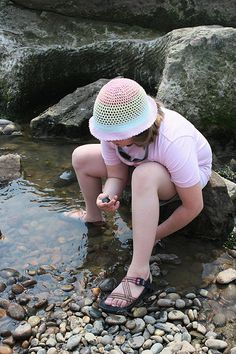 River nature study ideas by @Jimmie .  They are a Chaco family -- I KNEW I loved this lady ;)