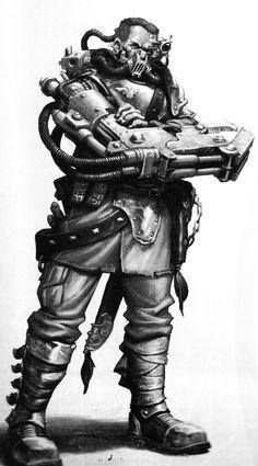 sergent Forden acolyte de soldevan
