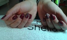 EurEstetica Shellac Nails Art