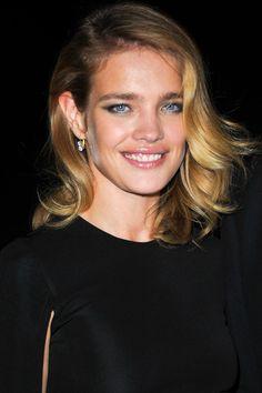Modelos e it girls ponen de moda la media melena: cortar tres dedos por debajo del mentón para rostros redondeados