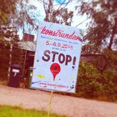 .. you have reached your destination! #konstrundan2015 #karis #karjaa #raseborg #konst #taide #art #artists #artgaragefinland #hoganfinland #finland #konstrundanfinland #instaart #instaraseborg #konstagram  #instalike