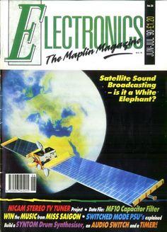 Electronics - The Maplin Magazine - June 1990 Edition - Britain's Best Selling Electronics Magazine