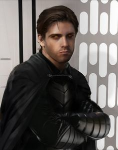 Darth Caedus / Jacen Solo    Or how to destroy a great Star Wars character...