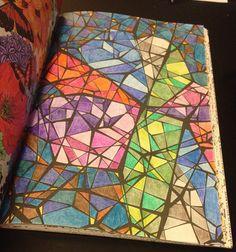 Abstract coloring - Kleurboek voor Volwassenen