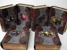 A new awesomely cool and very detailed papercraft from artist Matt Milam , he has created a Magic: The Gathering deck box with a design that...