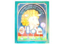 Alphabet Annie Announces an AllAmerican by lizandjaybooksnmore