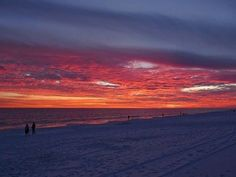 Destin sunset  |Pinned from PinTo for iPad|