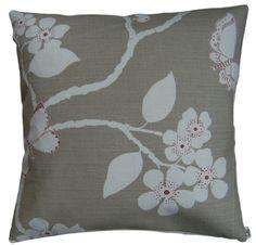 #floraandfauna #mushroomandraspberry #handmade #cushioncover