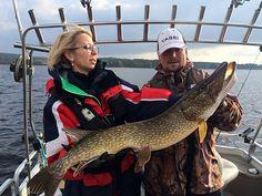 Рыбалка в Финляндии: и новичкам везёт