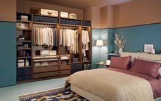 Organizza la camera da letto - IKEA Closet Bedroom, Home Bedroom, Bedrooms, Home Goods Decor, Home Decor, Bellisima, Sweet Home, House Design, Furniture