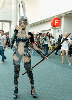 The Most Amazing Cosplay of San Diego Comic-Con, Day Three