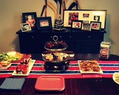 Hockey Inspired Birthday Party, Cambridge ON | PNE Parties and Events