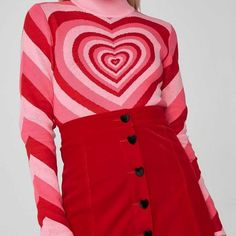 Stage Outfit, Retro, Mein Style, Red Aesthetic, Powerpuff Girls, Red And Pink, Boho, Passion For Fashion, Ideias Fashion